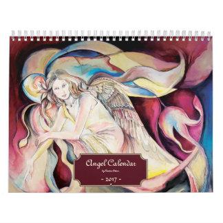 2017 un calendrier d'ange - milieu