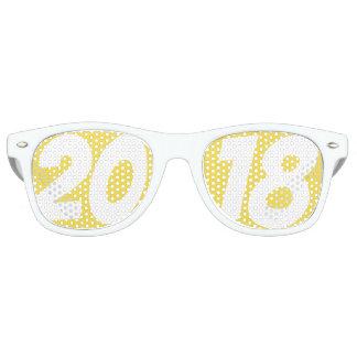 2018 lunettes de soleil de partie de NYE
