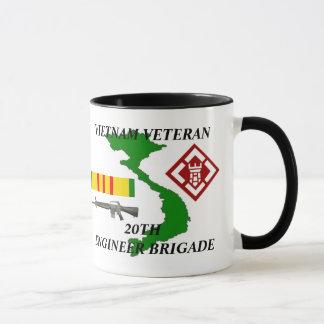 20ème Tasses de café de vétéran du Vietnam de