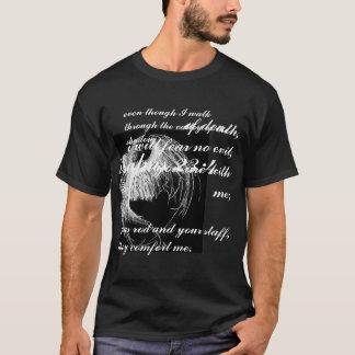 23:4 de psaumes t-shirt