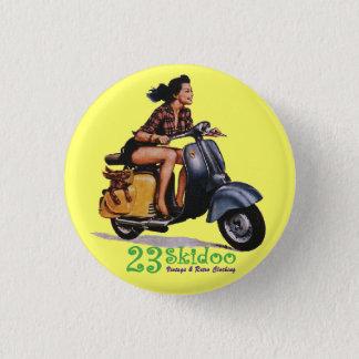 23 Skibutton Badges