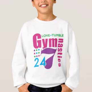 24/7 gymnastique sweatshirt