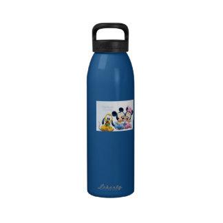 24 bouteilles d'eau d'once