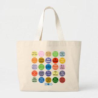 25 inspirations pour le sac fourre-tout enorme