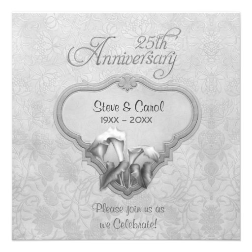 Discours pour 50 ieme anniversaire de mariage party invitations ideas - 40 ans de mariage noces de quoi ...