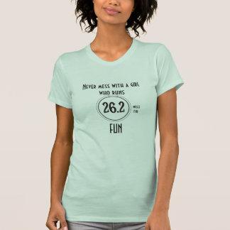 26,2 milles - marathon de Londres T-shirt