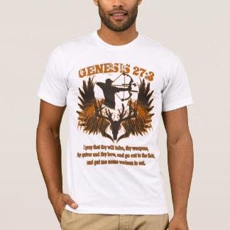 27:3 de genèse t-shirt