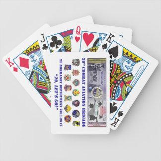 29 cartes de jeu de déploiement de CABINE Jeu De Poker