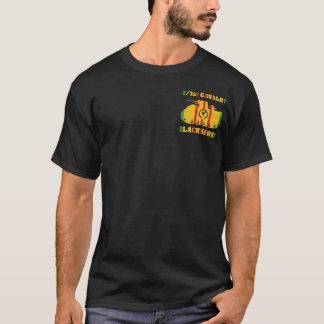 2/1st Cav I est monté avec la chemise de T-shirt