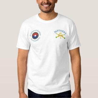 2/47th FNI. 9ème chemise de correction T-shirt Brodé