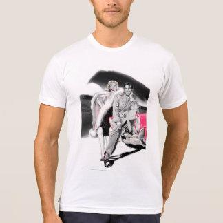 2 pour la route t-shirt