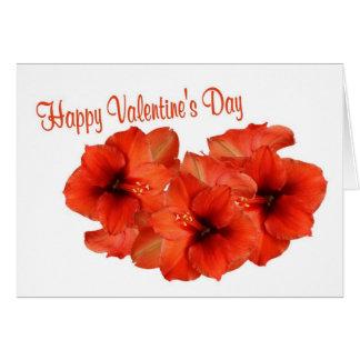 2. Souhait de Saint-Valentin pour l'un amour #2 Carte De Vœux