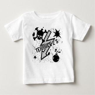 2' terrible T-shirt de S