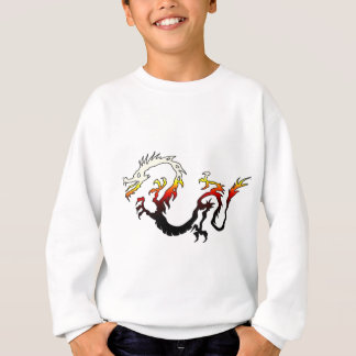 2D dragon du feu Sweatshirt