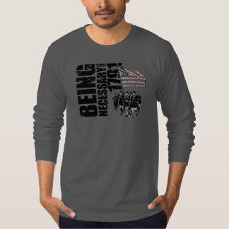2ème Amendement étant nécessaire depuis 1971 T-shirt
