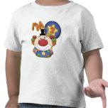2ème Anniversaire de clown d'anniversaire T-shirts