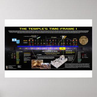 2ème Calendrier de temple - ANNONCE 70 Poster
