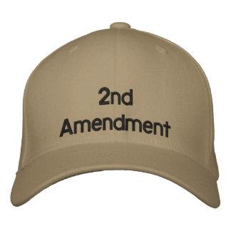 2ème Casquette d'amendement