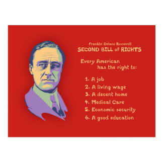 2ème Déclaration des droits Cartes Postales