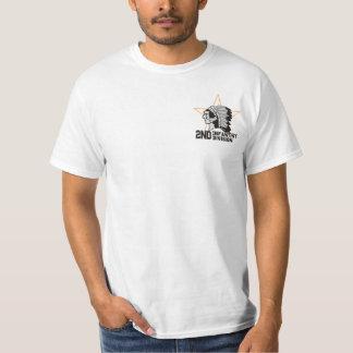 2ème Division d'infanterie Corée en second lieu à T-shirt