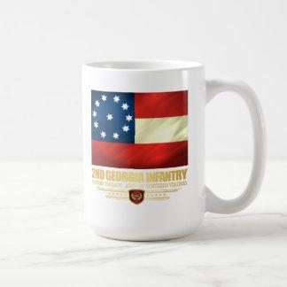 2ème Infanterie de la Géorgie Mug