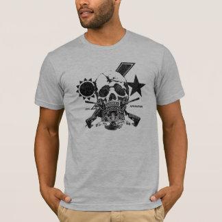 2ème T-shirt du bataillon OIF/OEF de garde