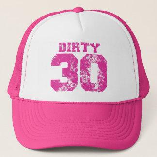 30 SALES casquette rose au néon chaud de