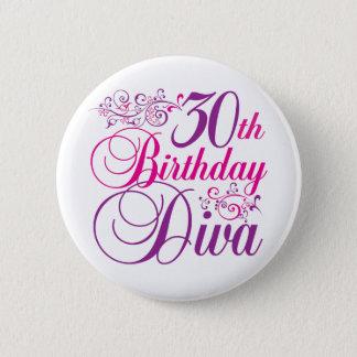 30ème Diva d'anniversaire Pin's