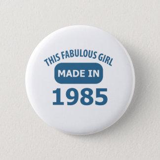 30èmes conceptions d'anniversaire pin's