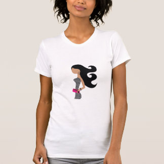 311-Fashionista - Brune T-shirt