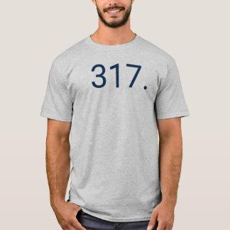 317. T-shirt d'Indianapolis