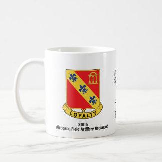 319th Tasse aéroportée de régiment d'artillerie de