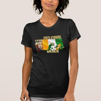 32 cadeaux de d'Ivoire de Cote de la Côte d'Ivoire T-shirt
