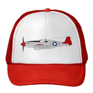 332nd Groupe de combattant - Redtails - aviateurs Casquette