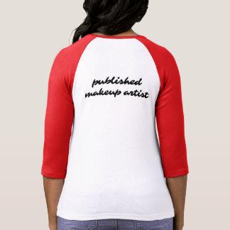 3/4 T-shirt | de la douille des femmes édité Muc