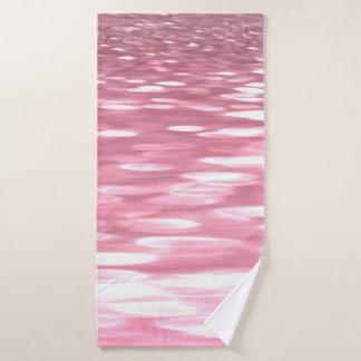#3 abstrait : Miroitement rose