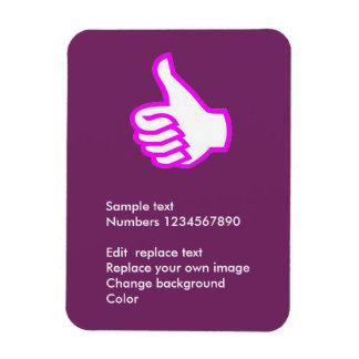 """3"""""""" aimant de la photo x4 : Cadeaux décoratifs du Magnets En Vinyle"""