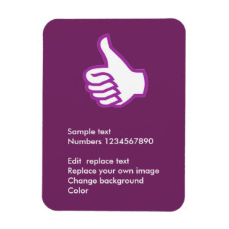 """3"""""""" aimant de la photo x4 : Cadeaux décoratifs du Magnet Rectangulaire Avec Photo"""