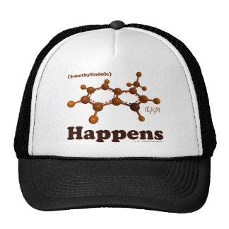 3-Methylindole se produit casquette