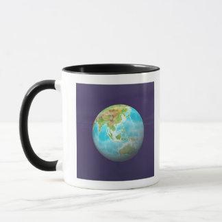 3D globe 6 Tasse