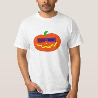 3D Pumpkin T-shirt
