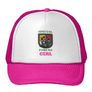 3ème chapeau d'épouse de bébés de hotties de fille casquettes de camionneur