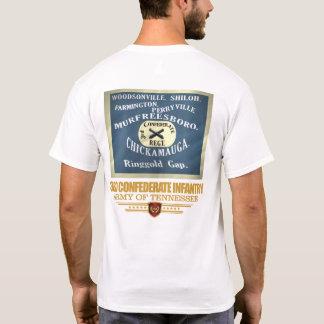 3ème Infanterie confédérée T-shirt