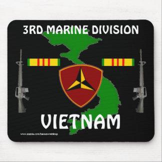 3ème Le Vietnam marin Mousepad 2/b Tapis De Souris