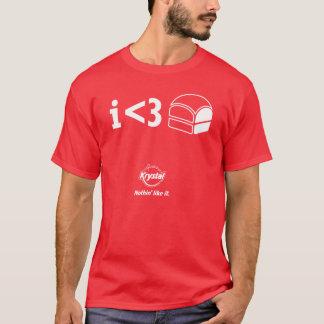 3ème place de Krystal - I <3 Krystals ! T-shirt