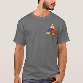 3ème T-shirts de Division blindée