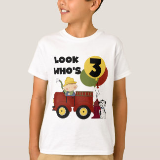 3èmes T-shirts et cadeaux d'anniversaire de