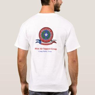 401st Forces militaires de SGA le Texas T-shirt