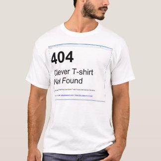 404 - T-shirt intelligent non trouvé