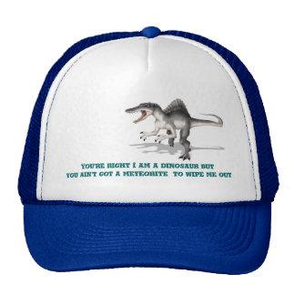 4197a, vous avez raison que je suis un dinosaure m casquette